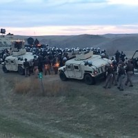 US Army Corps to Evict Everyone from Dakota Access Pipeline Protest Camp after Dec. 5