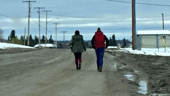 Stanley Mission, Sask. is one of a few communities mourning the loss of children who have recently taken their own lives. (Devin Heroux/CBC)