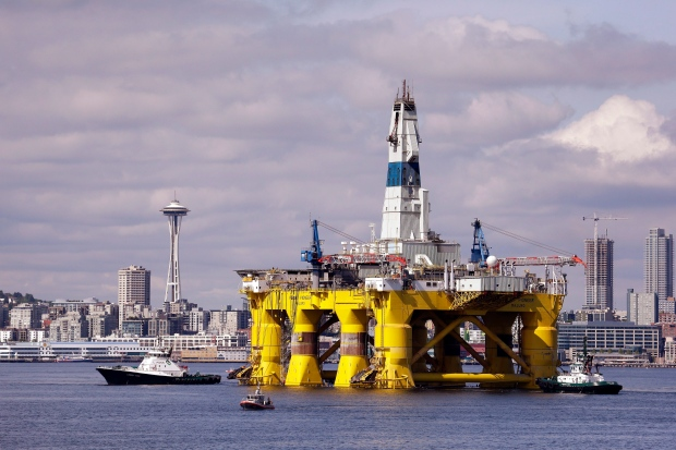 U.S. President Barack Obama is designating the bulk of U.S.-owned waters in the Arctic Oceanand certain areas in the Atlantic Ocean as indefinitely off limits to future oil and gas leasing. (Elaine Thompson/Associated Press)
