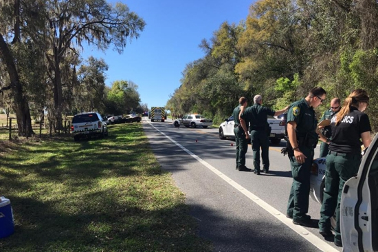 Man accused of shooting at Sabal Pipeline in Dunnellon was fatally shot during a high-speed chase that ended in Floral City early Sunday morning. Photo Credit: Citrus County Sheriff's Department
