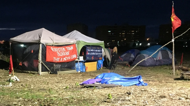 Winnipeg Judge orders Parker Lands Protesters to Go Home