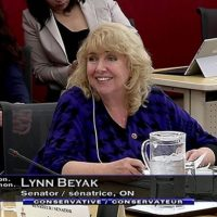 Lynn Beyak kicked out of all Senate committees after First Nations remarks
