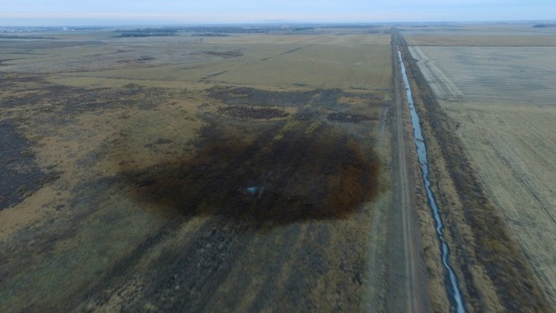 TransCanada Sends More Crews to Keystone Pipeline Leak in South Dakota