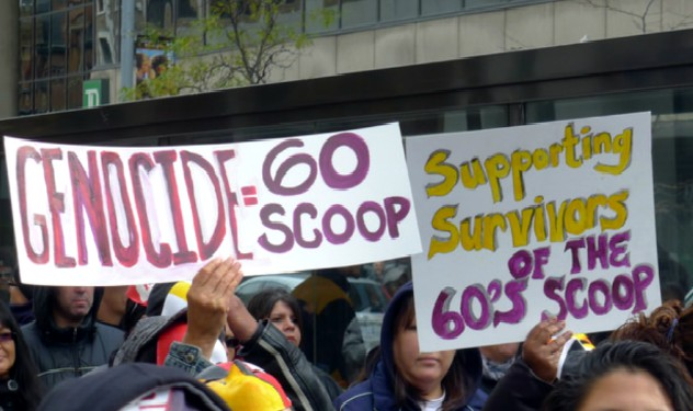 '60s Scoop Group Educates Survivors, Pushes Rejection of Federal Settlement Deal
