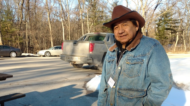 Indigenous protesters again block entrance to Pinery Provincial Park