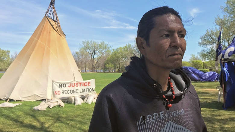 80 days later, Regina camp calling for justice stands strong