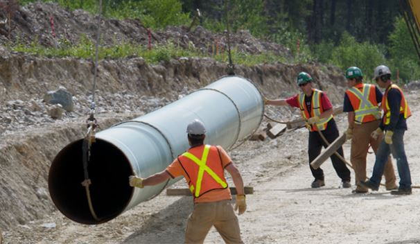 Trans Mountain CEO says pipe construction could restart in 2019 on NEB timeline