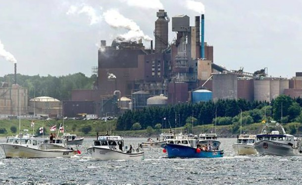 Premier calls on N.S. Fishermen to end Blockade of Pipeline Survey Vessel