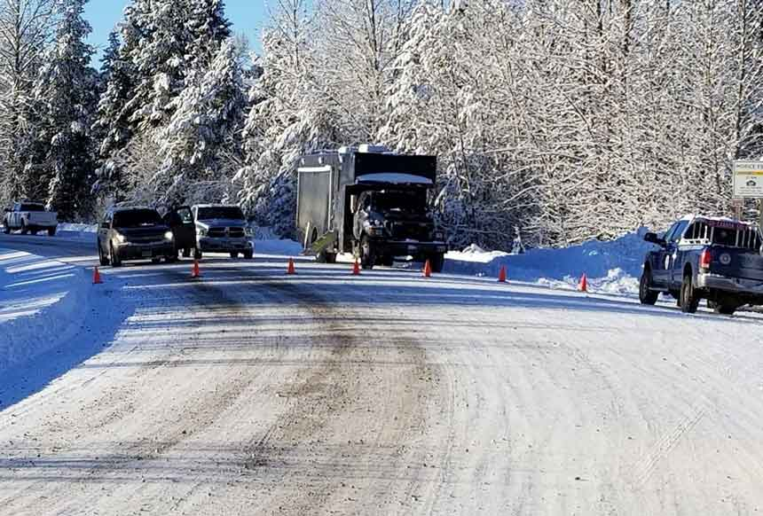 RCMP Roadblock Lifted Allowing Access to Unist'ot'en Camp