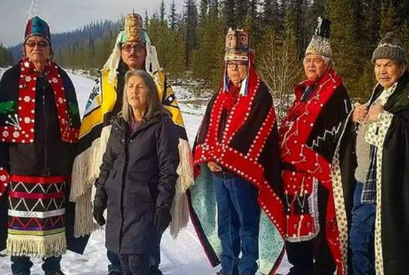 Indigenous leaders to gather in support