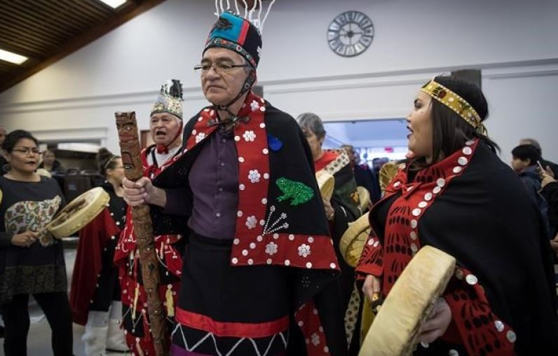 B.C. Starts New Reconciliation Process With Wet'suwet'en Hereditary Chiefs