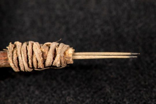 2000-year-old artifact redefining age of tattooing in western North America
