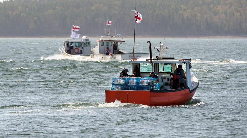 Election result expected for Mi'kmaq reserve that launched tense lobster fishery